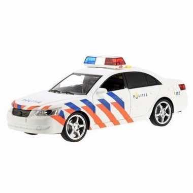 Speelgoed politie auto met licht en geluid 22 cm