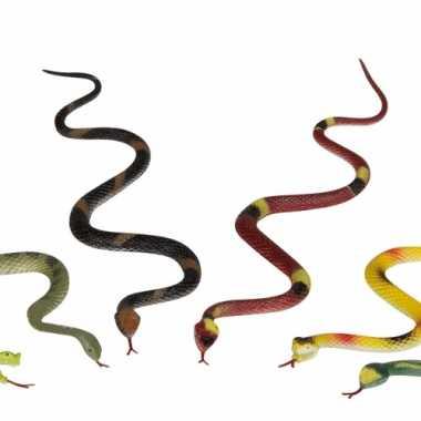 Speelgoed slangen 35 cm