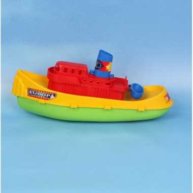 Speelgoed sleepboot 30 cm