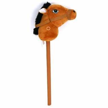 Speelgoed stokpaard met geluid 68 cm