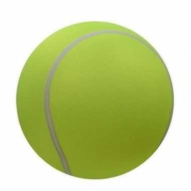 Speelgoed tennisbal van mesh 40 cm