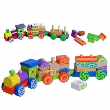Speelgoed trein set