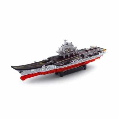 Speelgoed vliegdekschip