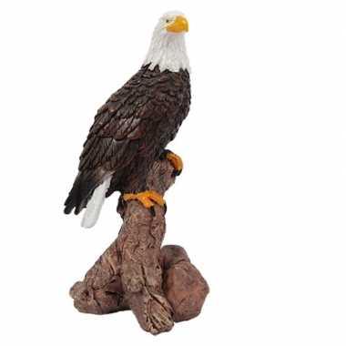 Speelgoed vogel adelaar roofvogel 7,5 cm