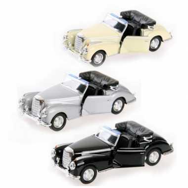 Speelgoedauto mercedes 300s cabrio