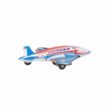 Vintage speelgoed straaljager 15 cm