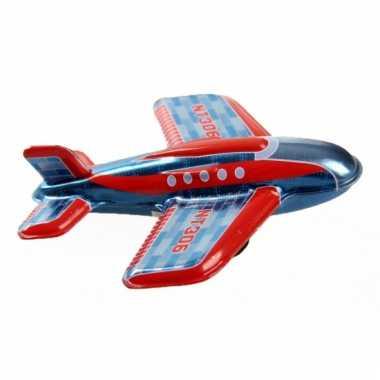 Vintage speelgoed vliegtuigje nt306 11 cm