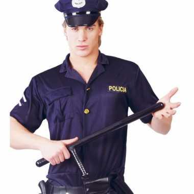 Wapenstok politie speelgoed 60 cm