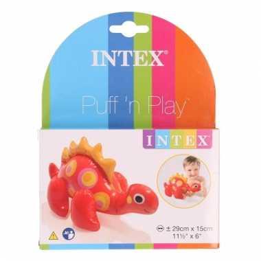 Zwembad speelgoed dinosaurus 29 cm