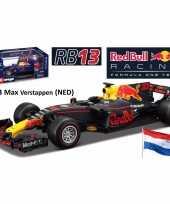 Formule 1 speelgoed wagen max verstappen 1 32