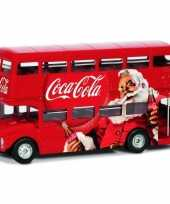 Speelgoed auto london bus coca cola kerstmis 1 36