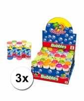 Speelgoed bellenblaas 3 stuks 10071327