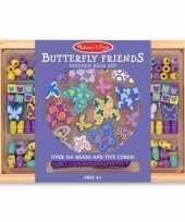 Speelgoed kralenset vlinders