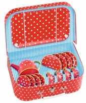 Speelgoed servies voor kids 15 delig