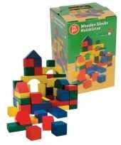 Speelgoedblokken 75 stuks