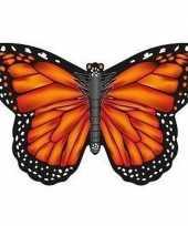 Vlieger monarchvlinder 70 x 48 cm speelgoed