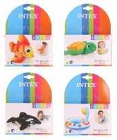 Zwembad speelgoed diertjes set 2